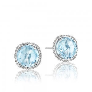 SE15602 Tacori 18k925 Island Rains Earrings