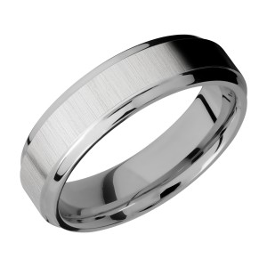 Lashbrook 6B(S) Titanium Wedding Ring or Band
