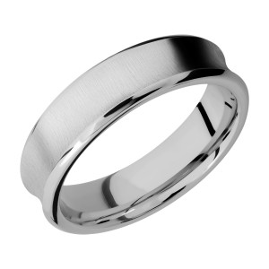 Lashbrook 6CB Titanium Wedding Ring or Band
