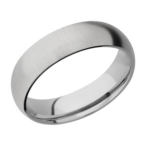 Lashbrook 6D Titanium Wedding Ring or Band