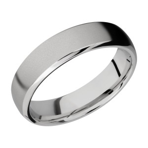 Lashbrook 6DB Titanium Wedding Ring or Band