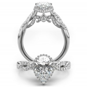 Verragio Insignia-7099PS 14 Karat Engagement Ring