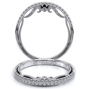 Verragio Insignia-7099WSB 14 Karat Wedding Ring / Band