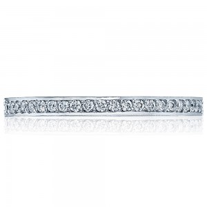 2630BMDP12 Platinum Tacori Dantela Diamond Wedding Ring