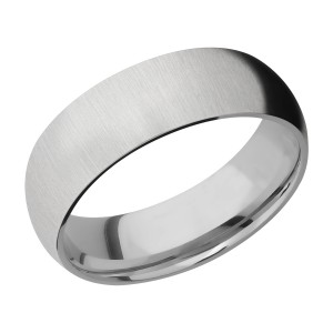 Lashbrook 7D Titanium Wedding Ring or Band
