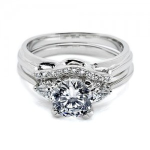 Tacori HT2311B Platinum Wedding Band