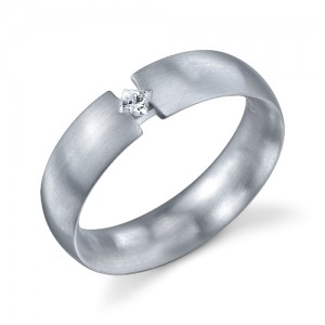 240990 Christian Bauer Platinum Diamond  Wedding Ring / Band