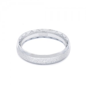 Tacori 18K Eternity Crescent Wedding Band  625W, 625WS, 625WPB