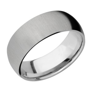 Lashbrook 8D Titanium Wedding Ring or Band