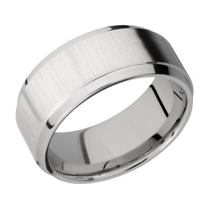 Lashbrook 9B(S) Titanium Wedding Ring or Band
