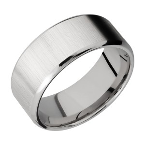 Lashbrook 9B Titanium Wedding Ring or Band