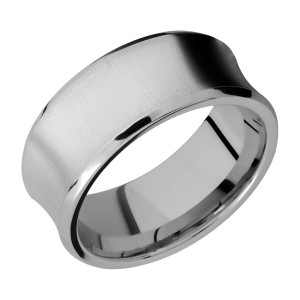 Lashbrook 9CB Titanium Wedding Ring or Band