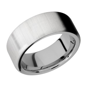 Lashbrook 9FR Titanium Wedding Ring or Band