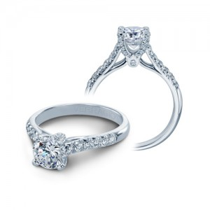 Verragio Couture-0375 14 Karat Engagement Ring