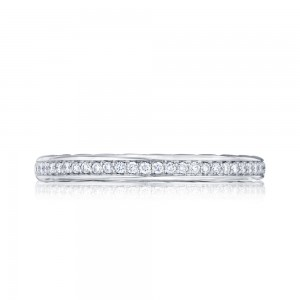 Tacori 305-25 18 Karat Starlit Diamond Wedding Band