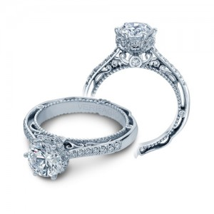 Verragio Venetian-5052 Platinum Engagement Ring