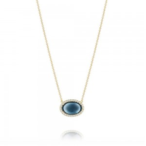 SN193Y37 Tacori Golden Bay Gold Necklace