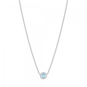 SN15402 Tacori 18k925 Island Rains Necklace