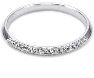 Tacori 2520 18 Karat Wedding Band