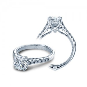 Verragio Couture-0414R 18 Karat Engagement Ring