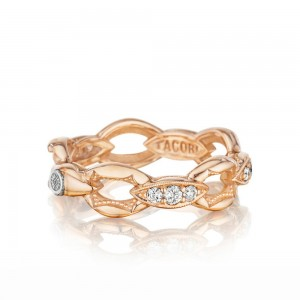 SR184P Tacori Ivy Lane Gold Ring