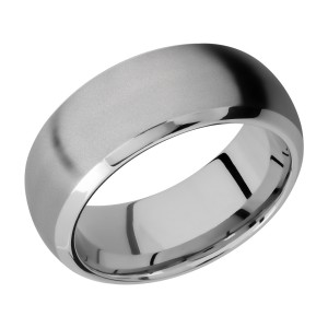 Lashbrook CC9DB Cobalt Chrome Wedding Ring or Band