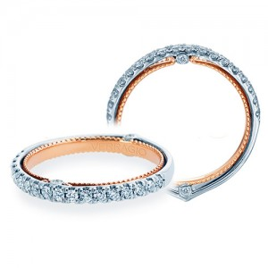 Verragio Couture-0426W 14 Karat Wedding Ring / Band