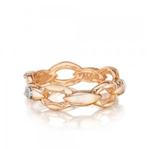 SR183P Tacori Ivy Lane Gold Ring