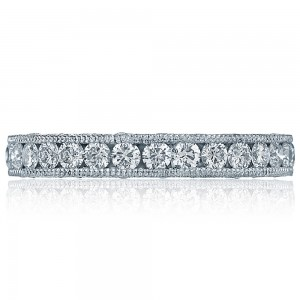 Tacori HT2607B 18 Karat RoyalT Diamond Wedding Band