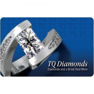 TQ Diamonds Gift Card
