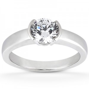 Taryn Collection 14 Karat Diamond Engagement Ring TQD 1427
