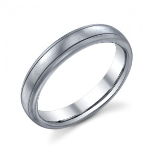273289 Christian Bauer 18 Karat Wedding Ring / Band