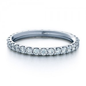 Verragio Platinum Eterna Wedding Band Eterna-0350W