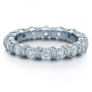 Verragio Platinum Eterna Wedding Band Eterna-4011 L