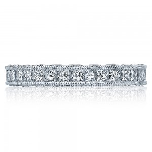 Tacori HT2430B 18 Karat Wedding Band