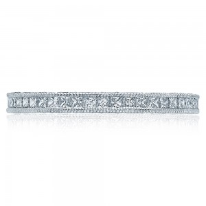 Tacori HT2430SMB Platinum Wedding Band