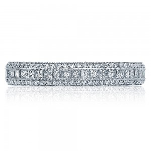 Tacori HT2513PRB Platinum Wedding Band