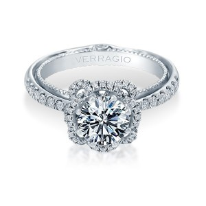 Verragio Couture-0428R 14 Karat Engagement Ring