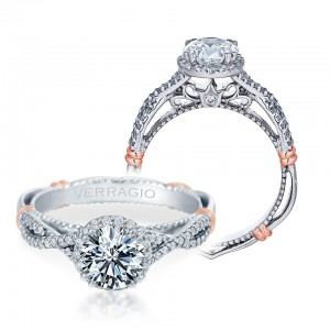 Verragio Parisian-106R 14 Karat Engagement Ring