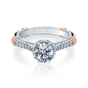 Verragio Parisian-144R 18 Karat Engagement Ring