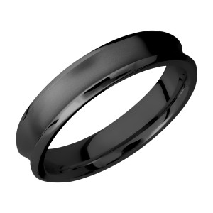 Lashbrook Z5CB Zirconium Wedding Ring or Band