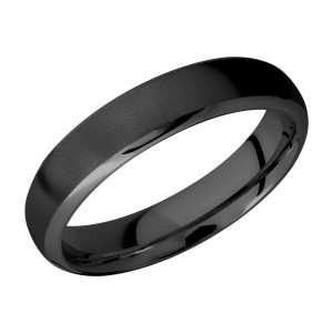 Lashbrook Z5DB Zirconium Wedding Ring or Band