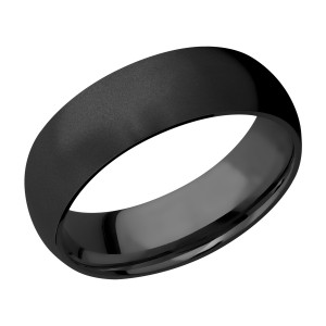 Lashbrook Z7D Zirconium Wedding Ring or Band