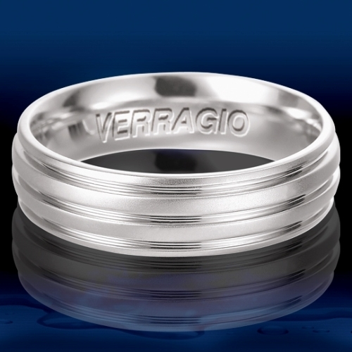 Verragio 14 Karat Wedding Band VW-6014 Alternative View 1