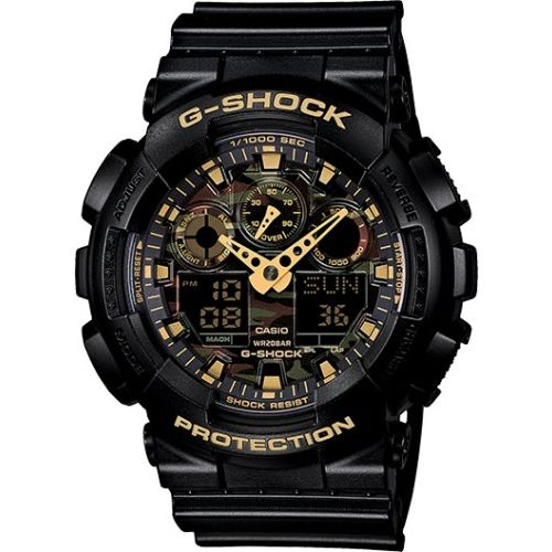 GA100CF-1A9 G-Shock Watch by Casio