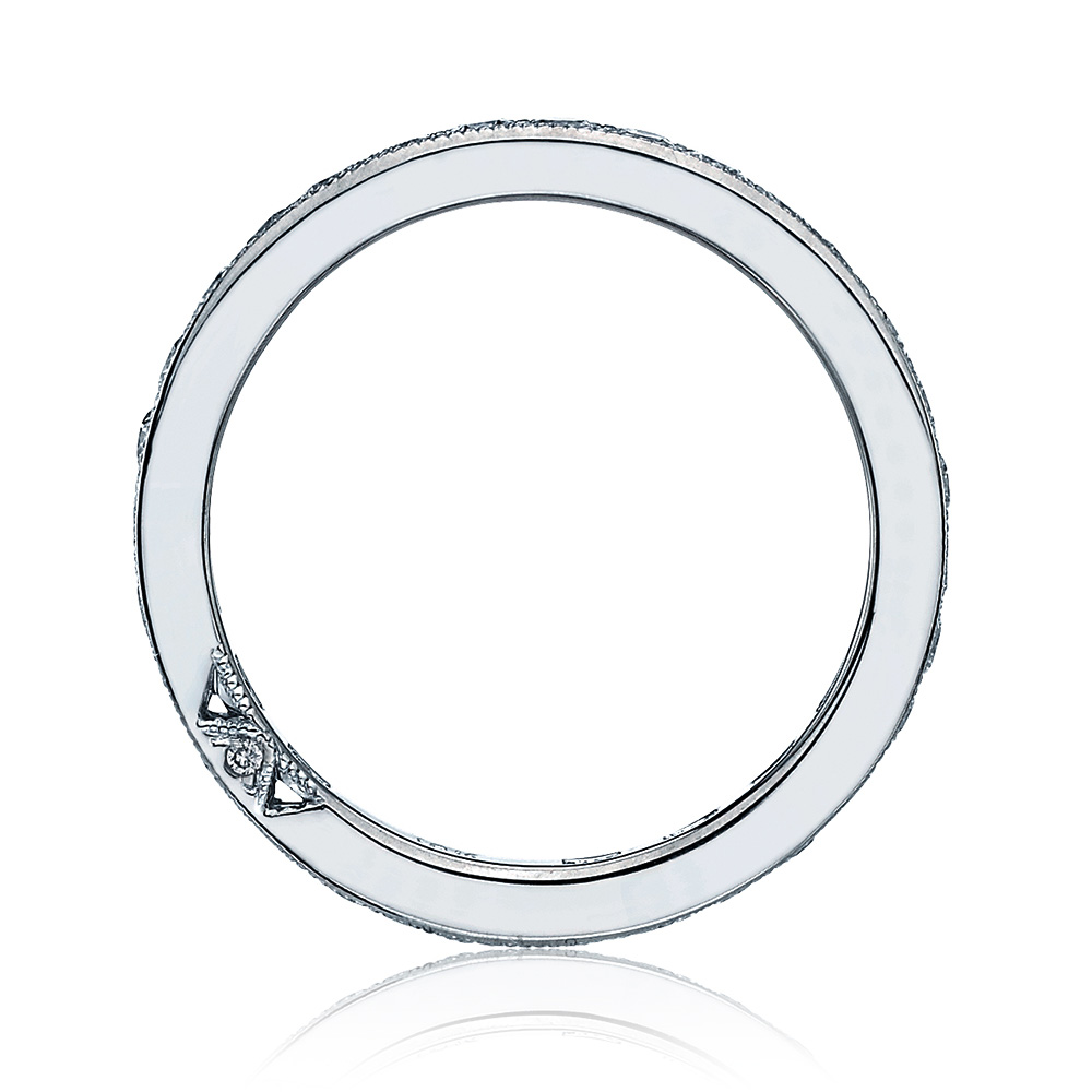 Tacori 2636BRDLG 18 Karat Simply Tacori Diamond Wedding Band Alternative View 1