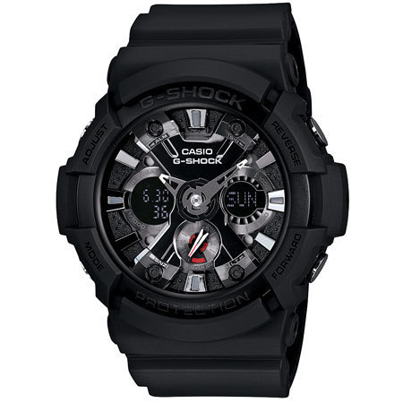 Casio GA201-1A  G-Shock Watch