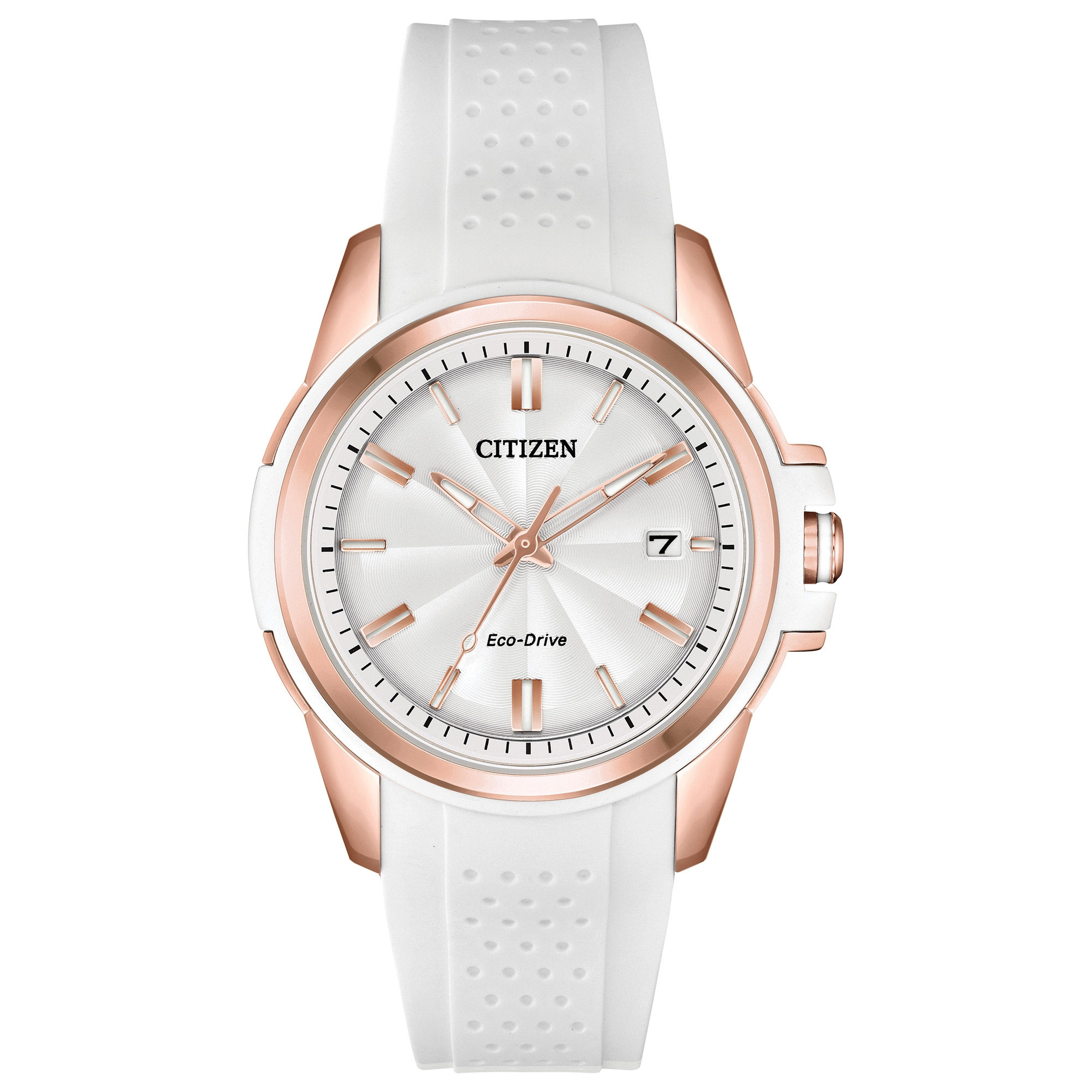 FE6136-01A Citizen AR - Action Required Eco-Drive Ladies Watch
