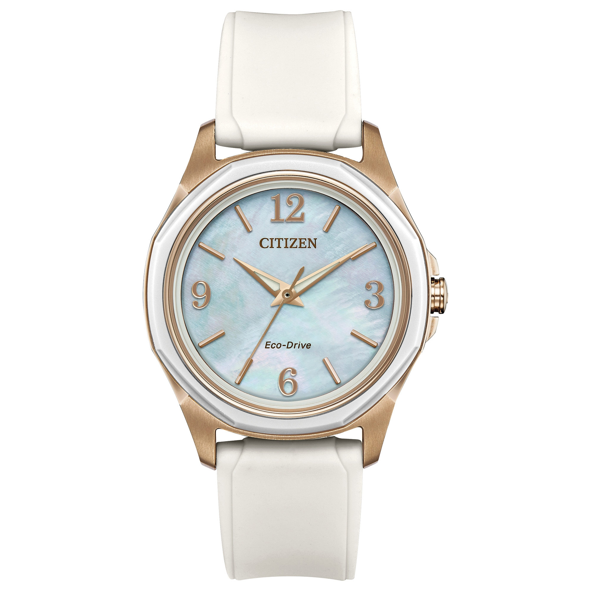 FE7056-02D Citizen AR - Action Required Eco-Drive Ladies Watch