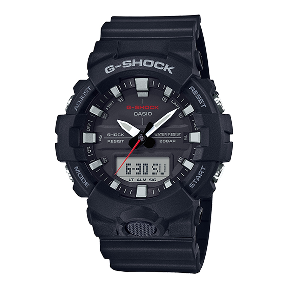 GA800-1A Casio Analog-Digital G-Shock Watch